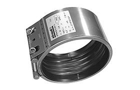N-667 Straub-Flex 1L, Dichtmanschette EPDM, Verschluss Inox